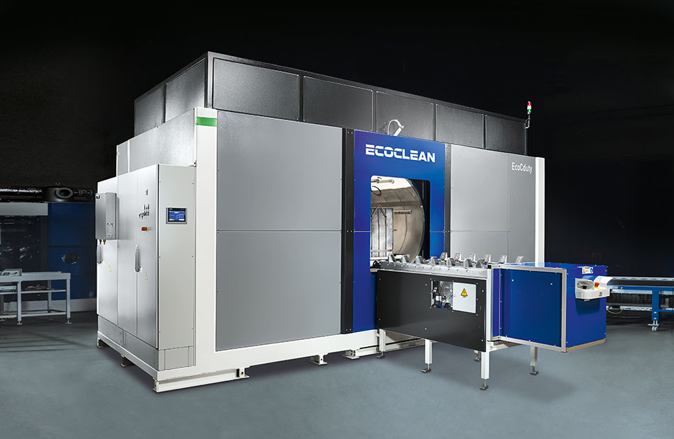 EcoCDuty – The large-chamber cleaning system for superior cost efficiency