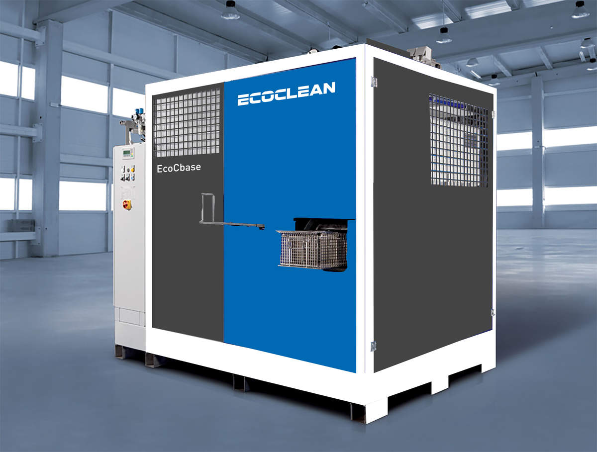 EcoCBase – The entry level solvent system